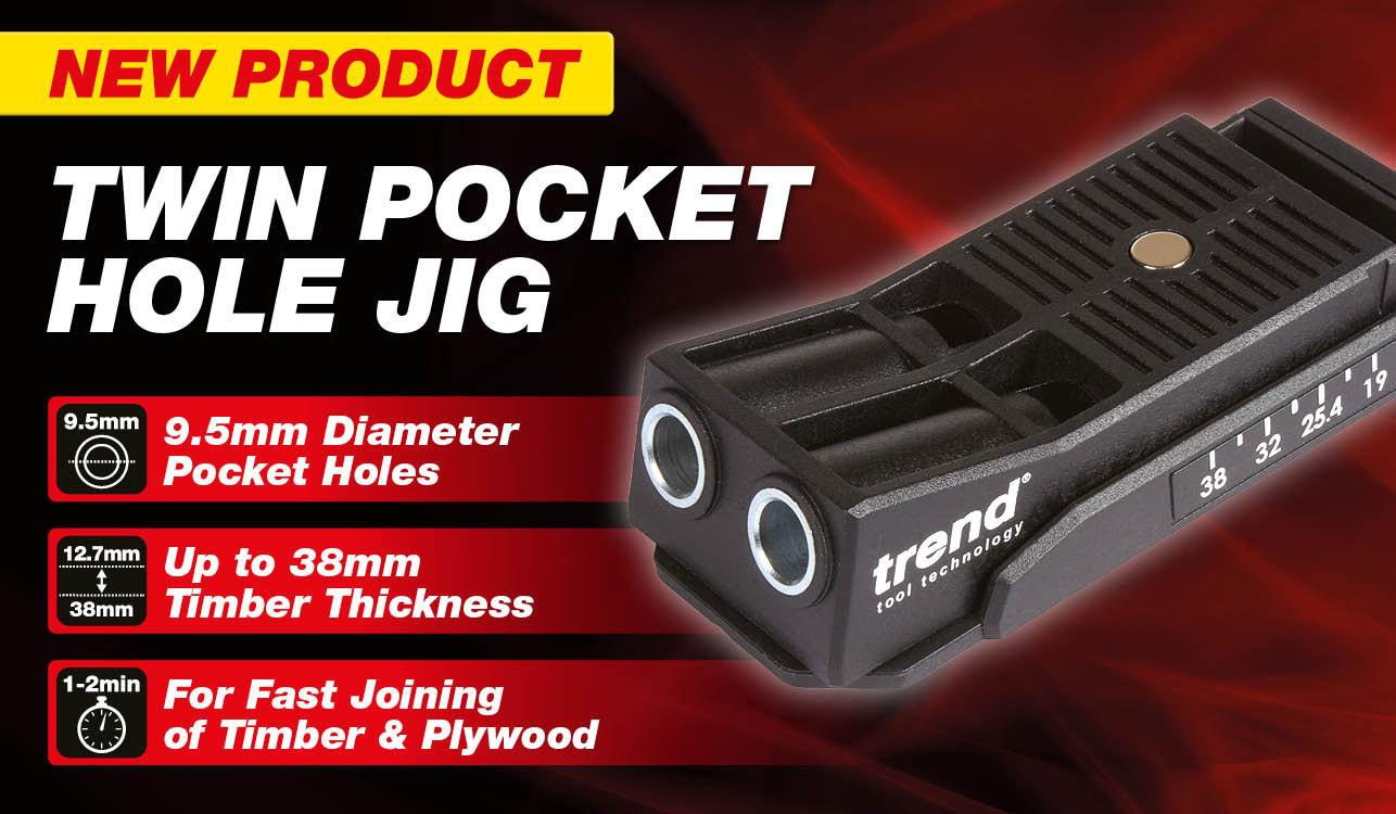 Pocket Hole Jig C